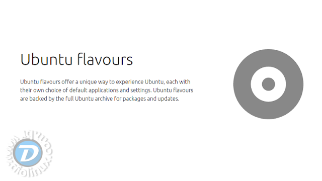 Canonical muda a página de downloads do Ubuntu