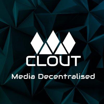CLOUT - Media Online Cryptocurrency yang Terdesentralisasi dan memberikan bonus bagi pembuat konten yang kreatif