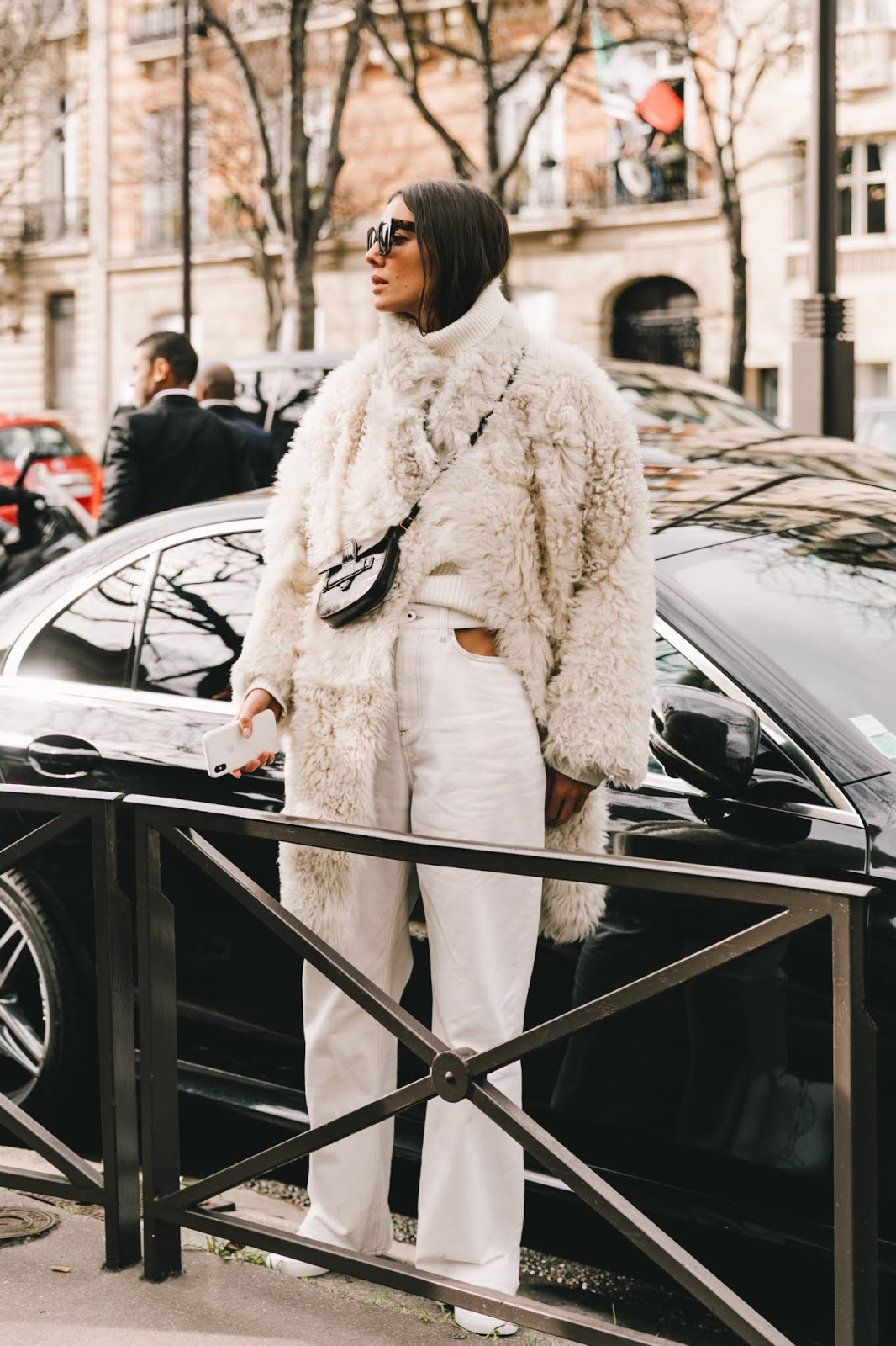 Parisian Neutrals: The Luxe PFW Look We Want to Recreate
