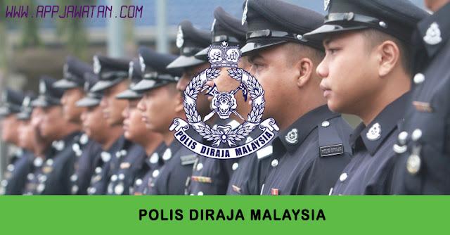 Panggilan Temu Duga Lisan PDRM Bagi Jawatan Konstabel Polis Gred YA1 (Lelaki)