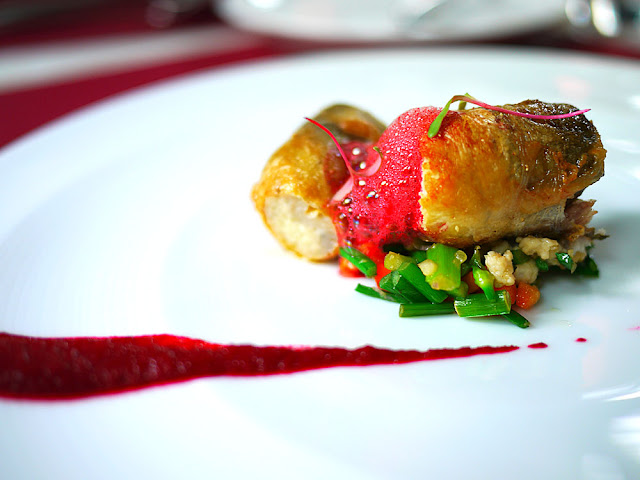 P1260982 - 熱血採訪│台中法式餐廳Beluga Restaurant&Bar,適合情人節約會的餐廳還有泳池耶(已歇業