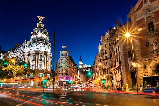 Roteiro de quatro dias em Madri