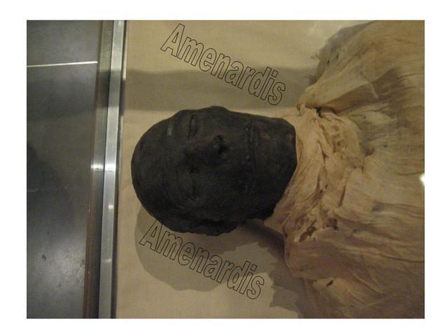 MOMIAS FARAONES, MOMIAS REALES, MOMIAS EGIPTO, seti I