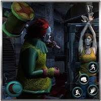 Horror Clown Survival Monsters Do Not Attack MOD APK