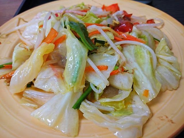 野菜ちゃんぷるーの写真