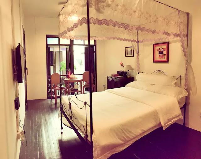 Homestay airbnb menarik di Melaka