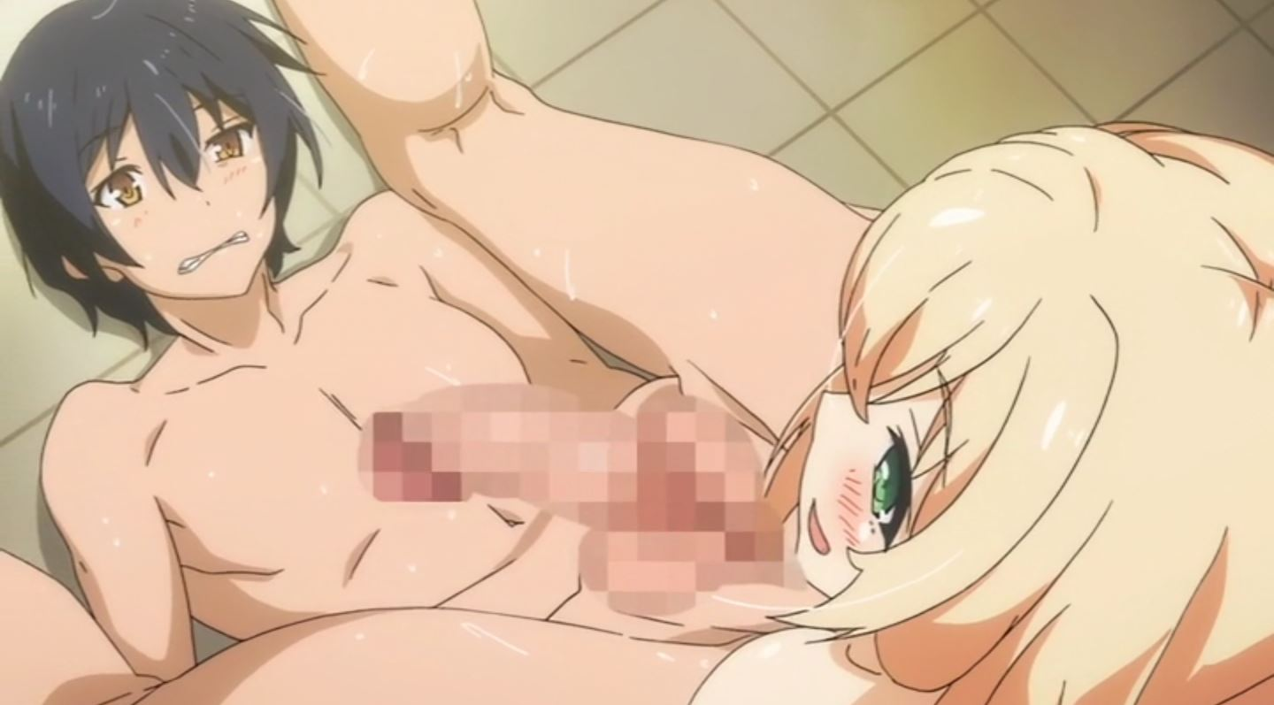 Real Eroge Situation Episódio 2 - Cenas e gifs