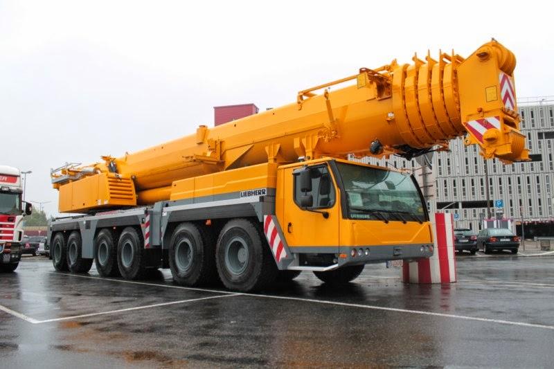 Rough Terrain Crane Wikipedia : Liebherr ltm all terrain crane tonnes
