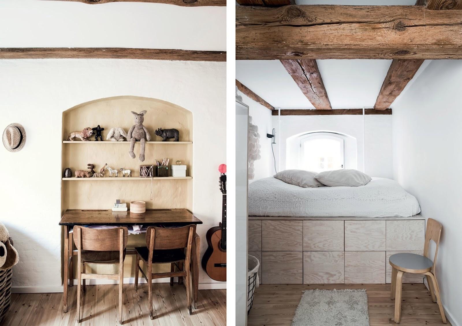 Cucina moderna con tetto in legno casa moderna con tetto in