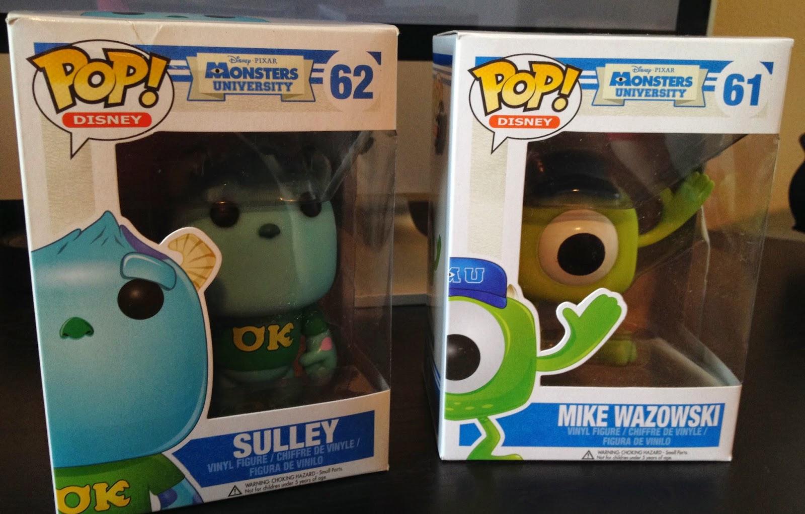 dan the pixar fan monsters university funko pop