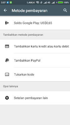 Paypal Google Play Store