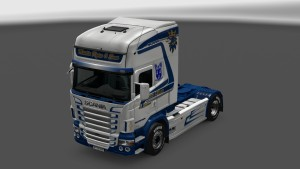 Martin Ryan & Sons Skin for Scania RJL