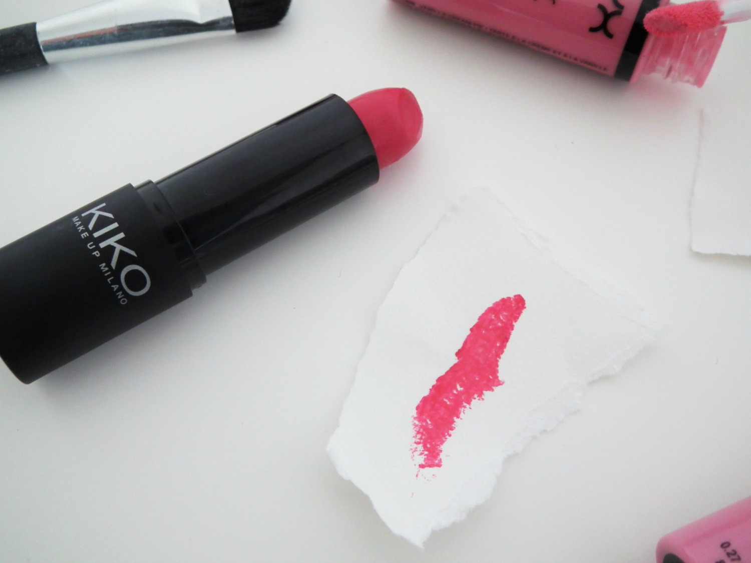 Summer Go To Lip Products Crimson Red