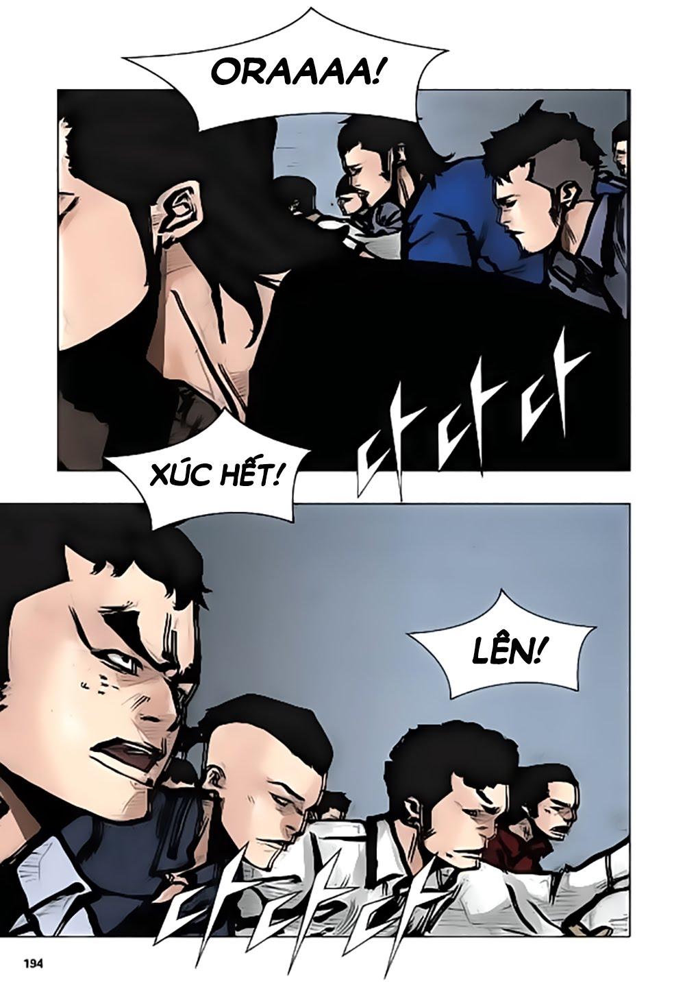 Tong | Tổng chap 30 - Trang 17
