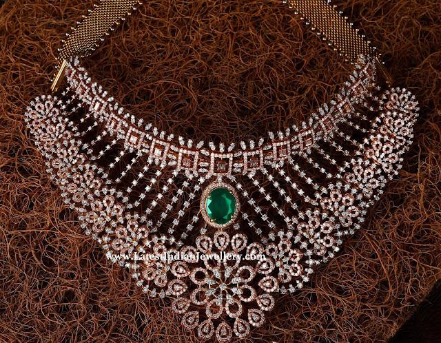 Enticing Diamond Necklace