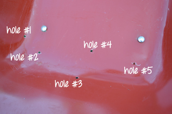 Multiple holes: Wheelbarrow Planter | DIY Playbook