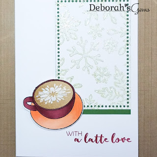 Latte Love sq - photo by Deborah Frings - Deborah's Gems
