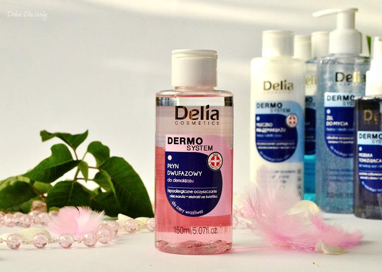 Dermo System Hipoalergiczny płyn dwufazowy do demakijażu recenzja