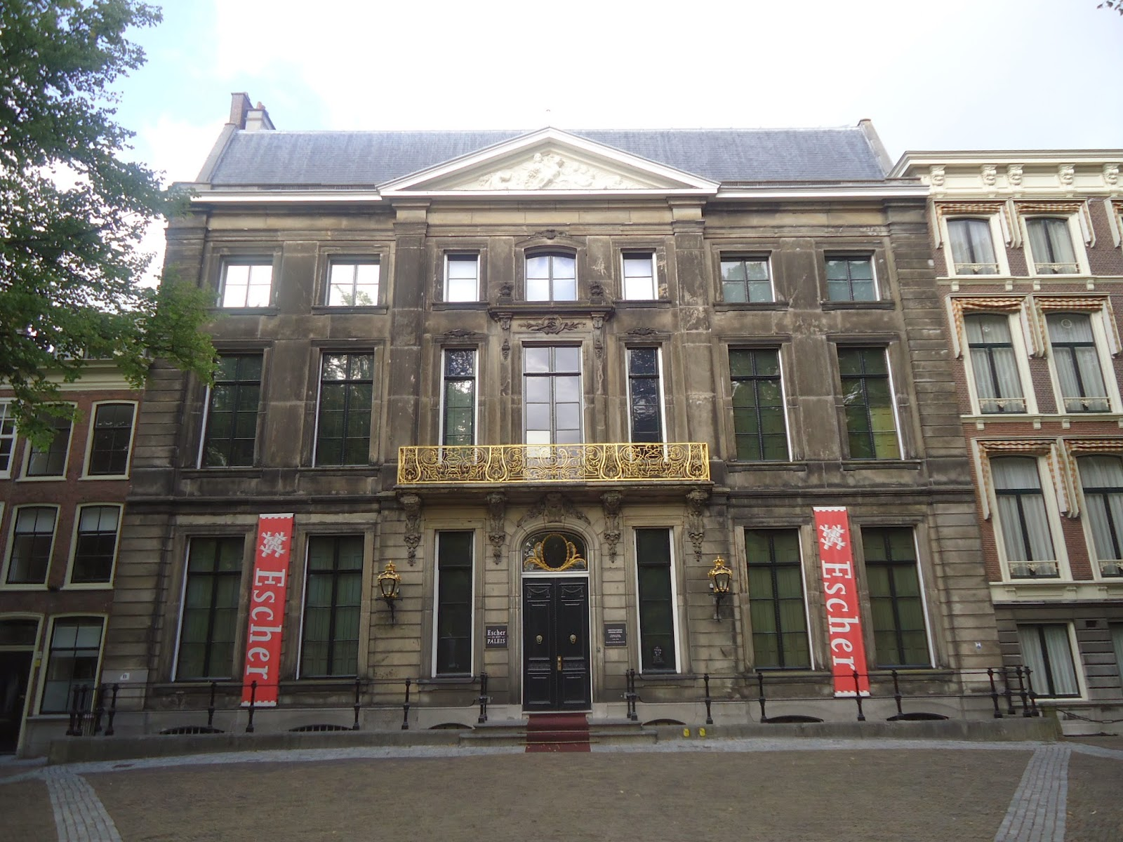 Lange Voorhout Palace The Hague