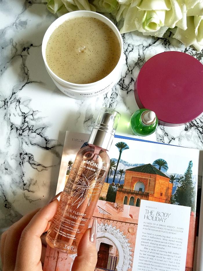 Cinq Mondes Spa - Schönheitsrituale der Welt mit Luxus Texturen 1 Madame Keke Luxury beauty blog