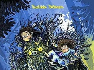 Le monstre nounou, tome 1 de Tuutikki Tolonen