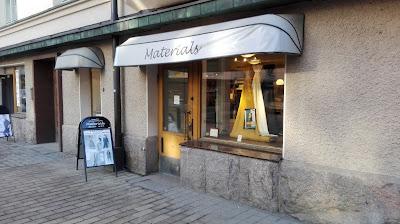 Materials kangaskauppa Helsinki