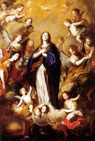 Novelli's Immaculate Conception is at the Civic Museum in Termini Imerese