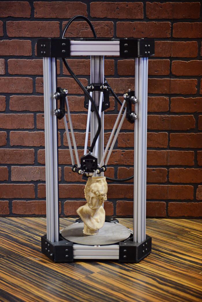Cool Stuff We Like: DeltaMaker 3D Printer Kickstarter Project