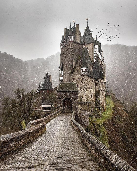 The Eltz Castle, Germany