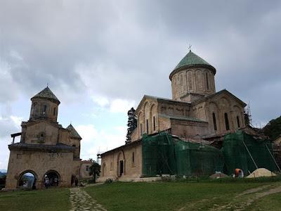 Monasterio de Gelati, en Kutaisi