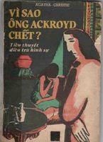 Vì Sao Ông Ackroyd Chết - Agatha Christie