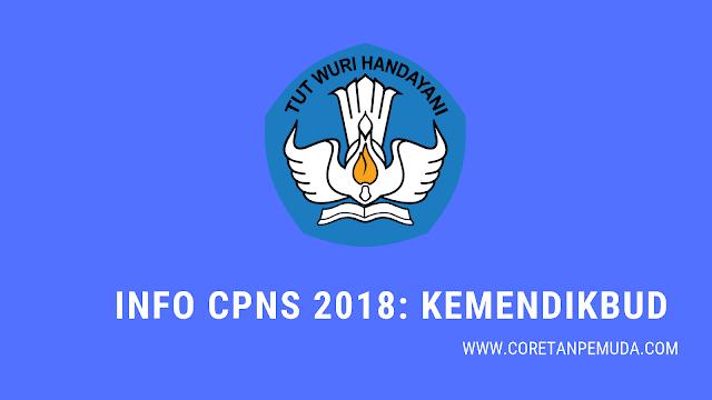 Pengumuman Hasil Tes CAT SKD CPNS Kemendikbud 2018 -  Kementerian Pendidikan dan Kebudayaan