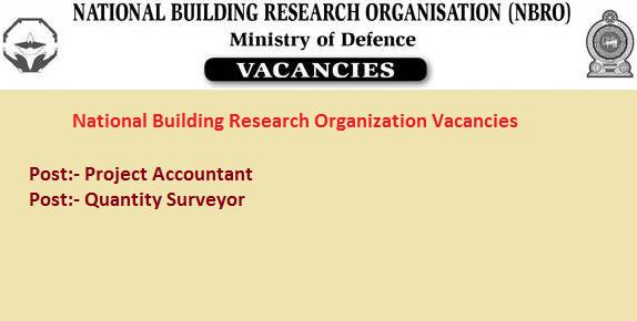 Project Accountant / Quantity Surveyor