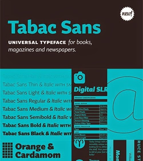 Tabac Font Family Free Download | Freebies PSD