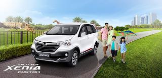 Spesifikasi dan harga Daihatsu Xenia 2018