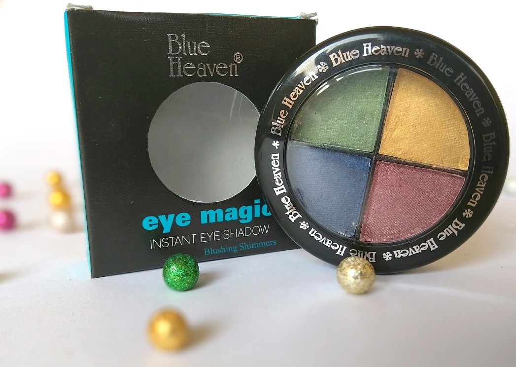 Blue Heaven Eyeshadow 604