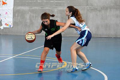 Baloncesto Olímpico Aranjuez - Leganés