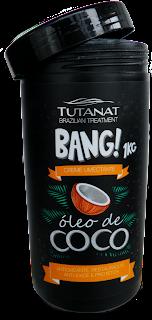 Creme Umectante Tutanat bang Óleo de Coco (Resenha de produto liberado para No Poo, Low Poo e Cowash)