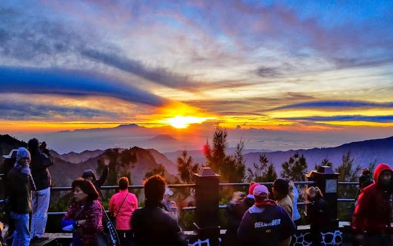 Wisata Gunung Bromo - Probolinggo