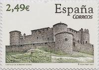CASTILLO DE ALMENAR, SORIA