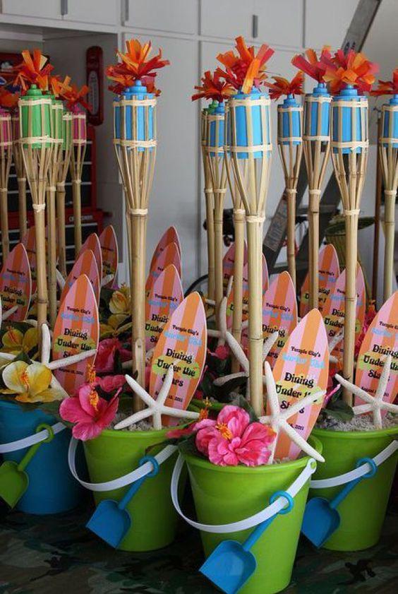 Lembrancinha Moana para Festa Infantil
