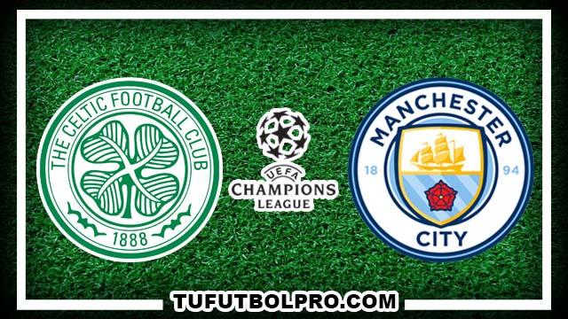 Ver Celtic vs Manchester City EN VIVO Por Internet Hoy 28 de Septiembre 2016