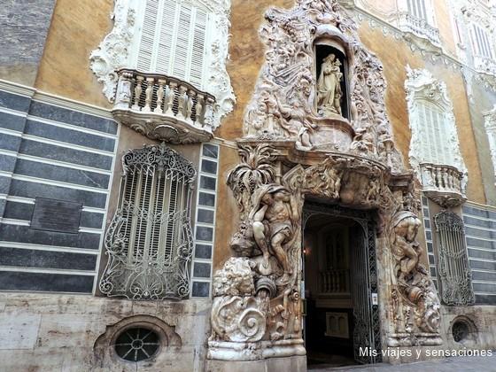 Palacio del Marqués de dos Aguas, Museo Nacional de Cerámica González Martí, Valencia