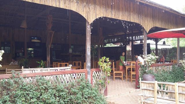 Restaurant HTI (Nyang - U)