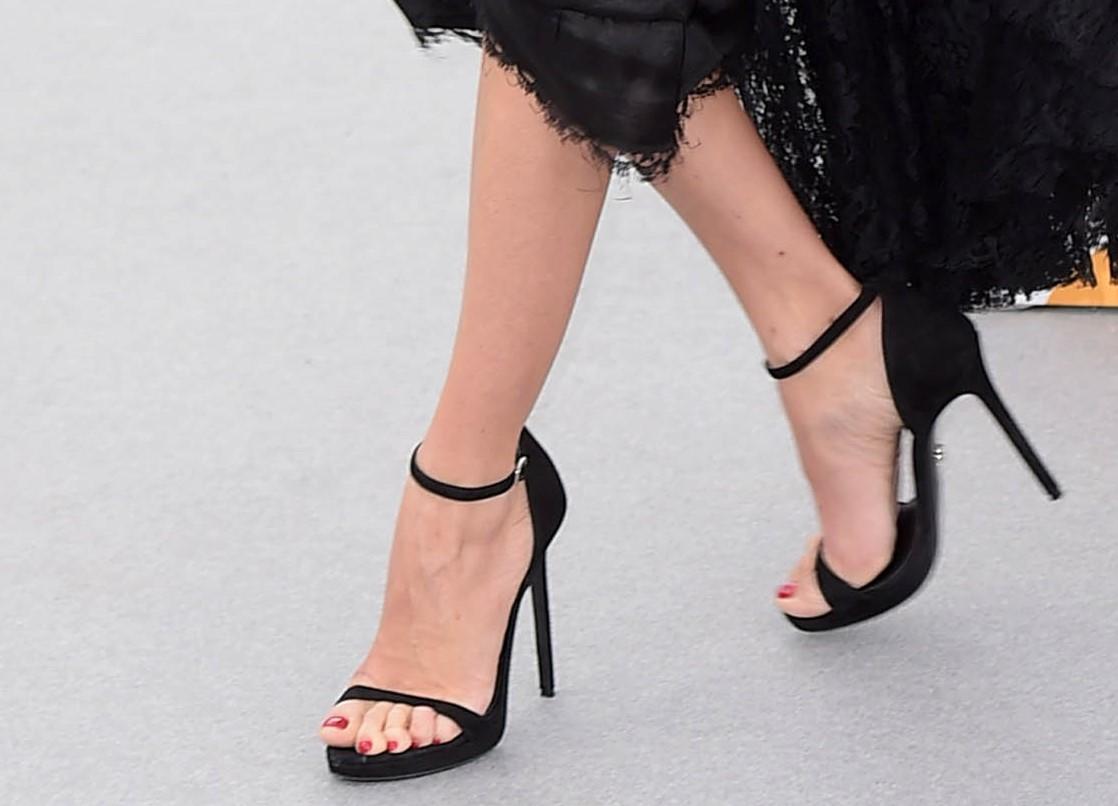Ana Rosa Quintana Feet feet-pies7