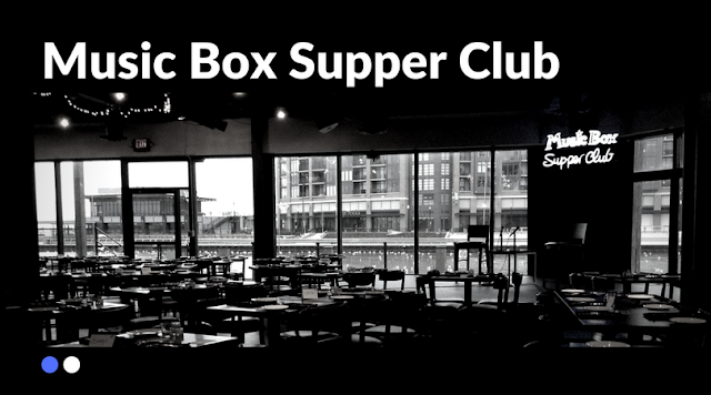 Irish Comfort Food + Storytelling at the MusicBox Supper Club