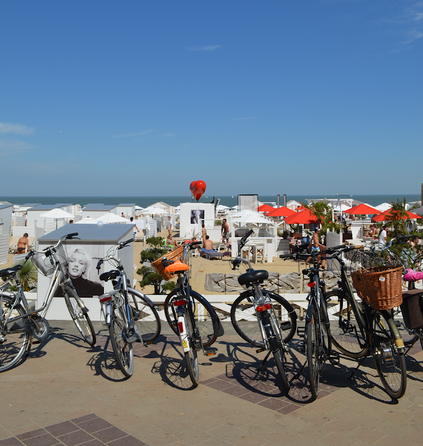 Travelling in Belgium: Knokke
