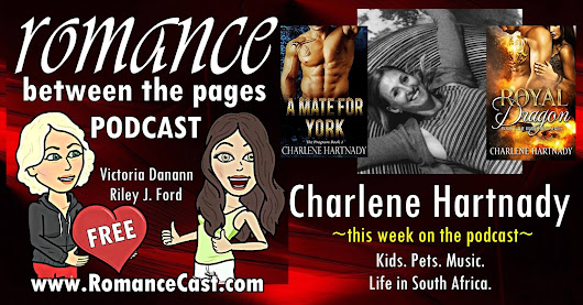 Romance Between the Pages' Weekly Podcast Interview - February 24, 2017