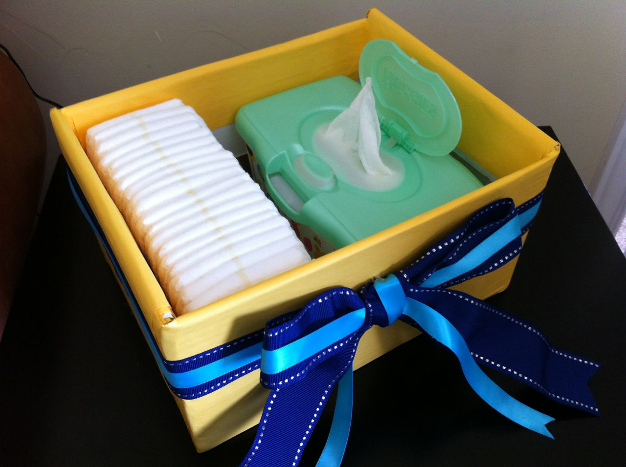 A Song Of Sixpence Simple Diaper Storage Box