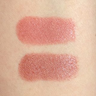 burberry antique rose rosewood lip cover soft satin lipstick swatches